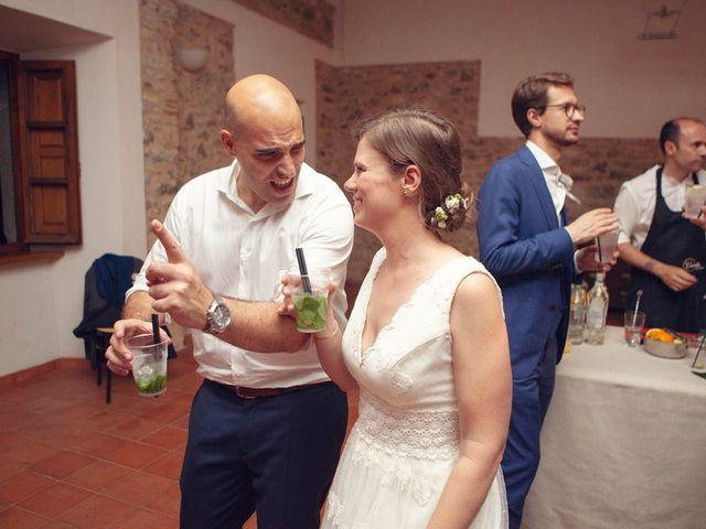 Il matrimonio di Lorenzo e Anna a Bagnone, Massa Carrara 94