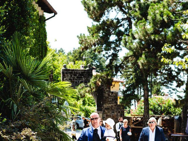 Il matrimonio di Tiziano e Francesca a San Floriano del Collio, Gorizia 83