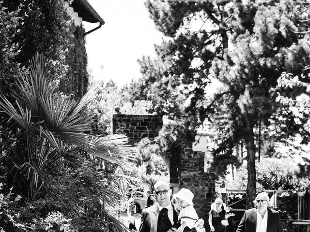 Il matrimonio di Tiziano e Francesca a San Floriano del Collio, Gorizia 84