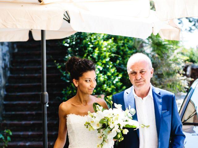Il matrimonio di Tiziano e Francesca a San Floriano del Collio, Gorizia 107