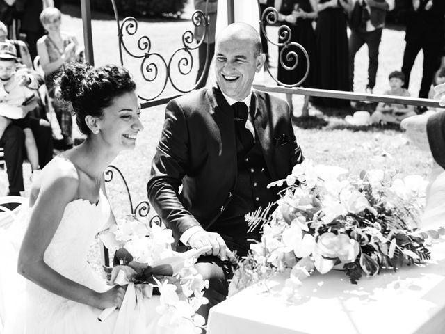Il matrimonio di Tiziano e Francesca a San Floriano del Collio, Gorizia 171