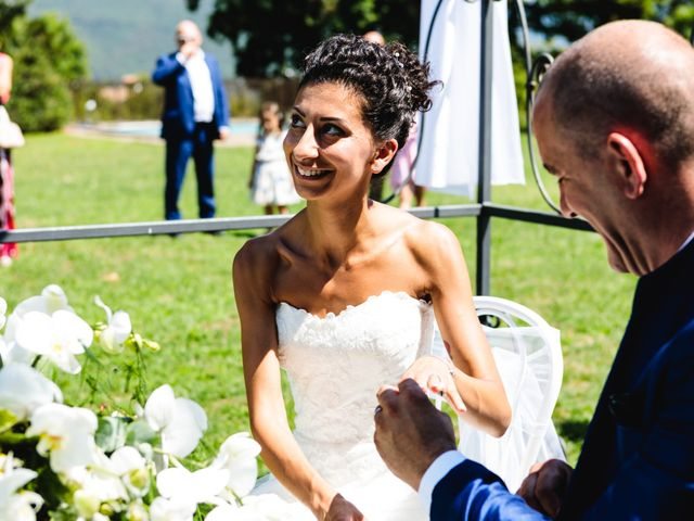 Il matrimonio di Tiziano e Francesca a San Floriano del Collio, Gorizia 203