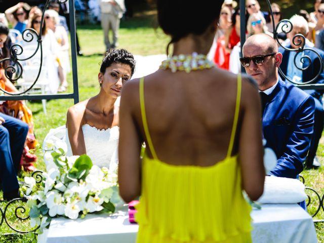 Il matrimonio di Tiziano e Francesca a San Floriano del Collio, Gorizia 215