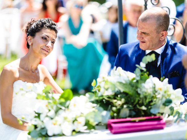 Il matrimonio di Tiziano e Francesca a San Floriano del Collio, Gorizia 234