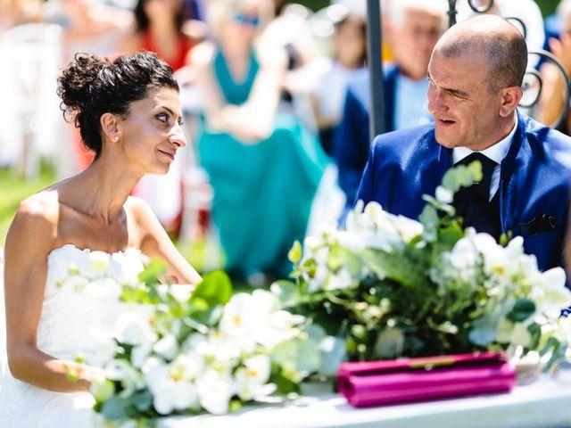 Il matrimonio di Tiziano e Francesca a San Floriano del Collio, Gorizia 235