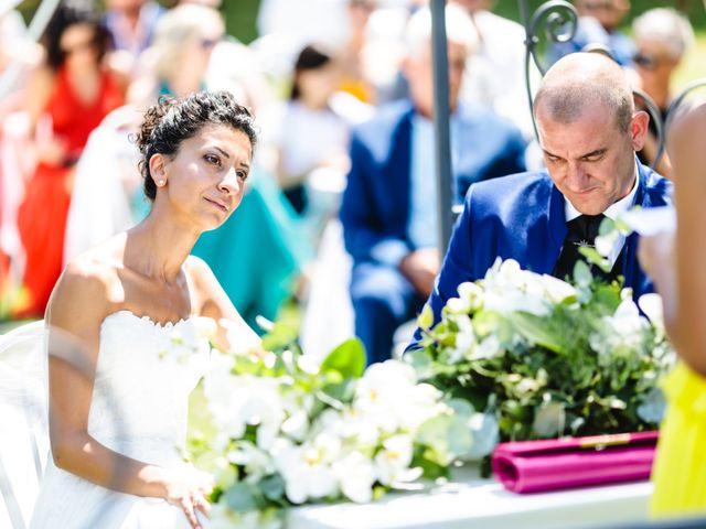 Il matrimonio di Tiziano e Francesca a San Floriano del Collio, Gorizia 237