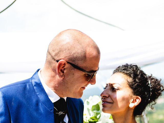 Il matrimonio di Tiziano e Francesca a San Floriano del Collio, Gorizia 249