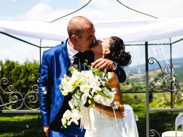 Il matrimonio di Tiziano e Francesca a San Floriano del Collio, Gorizia 257