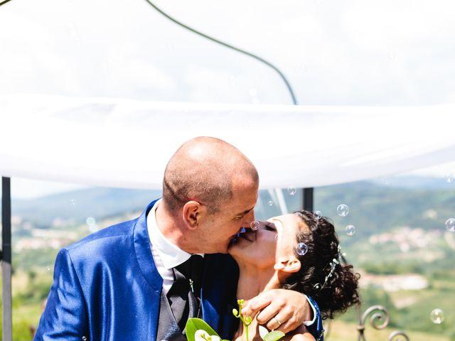 Il matrimonio di Tiziano e Francesca a San Floriano del Collio, Gorizia 259
