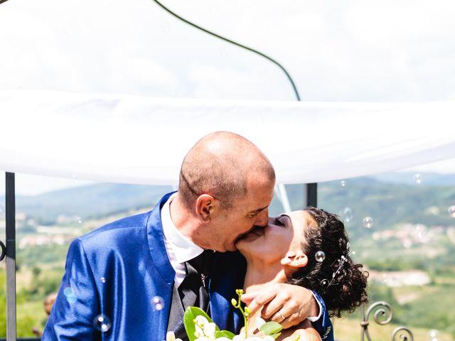 Il matrimonio di Tiziano e Francesca a San Floriano del Collio, Gorizia 260