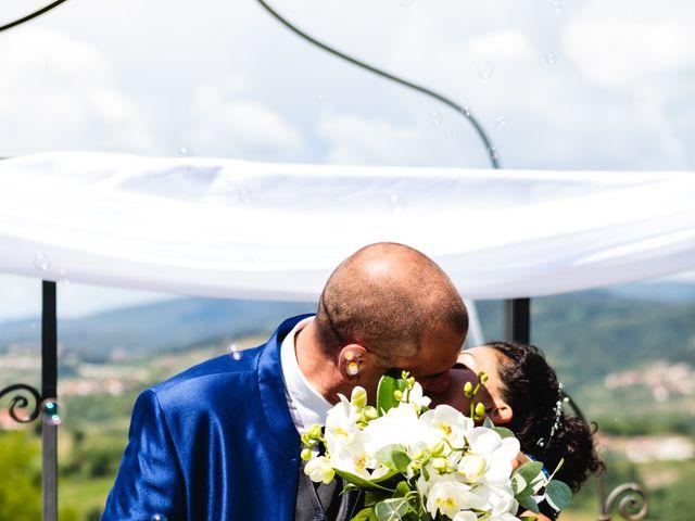 Il matrimonio di Tiziano e Francesca a San Floriano del Collio, Gorizia 265