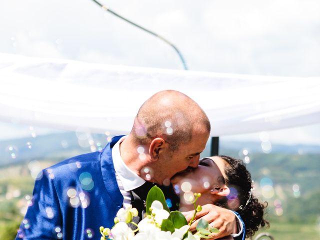 Il matrimonio di Tiziano e Francesca a San Floriano del Collio, Gorizia 273