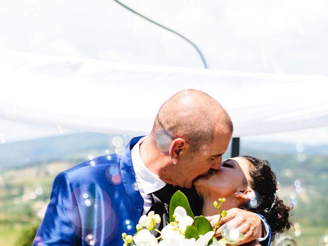 Il matrimonio di Tiziano e Francesca a San Floriano del Collio, Gorizia 275