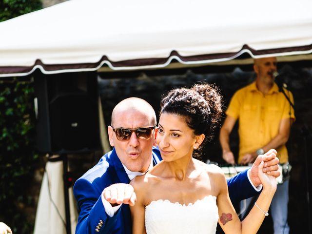 Il matrimonio di Tiziano e Francesca a San Floriano del Collio, Gorizia 285