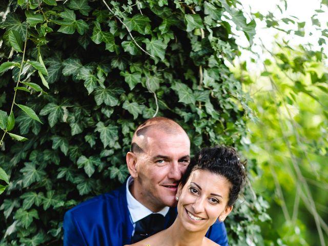 Le nozze di Francesca e Tiziano