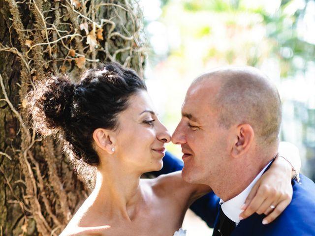 Il matrimonio di Tiziano e Francesca a San Floriano del Collio, Gorizia 347