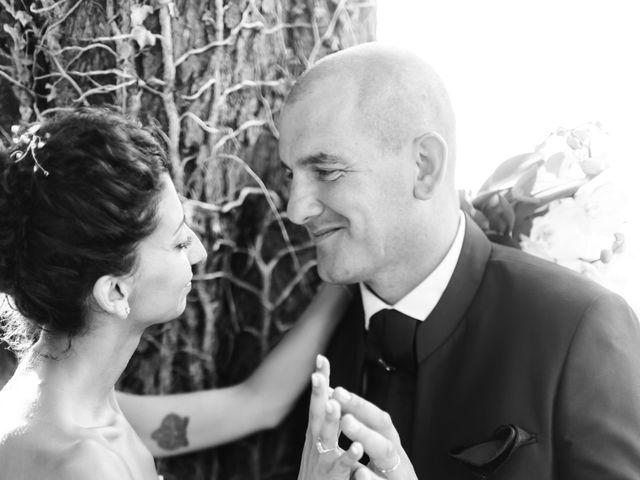 Il matrimonio di Tiziano e Francesca a San Floriano del Collio, Gorizia 356