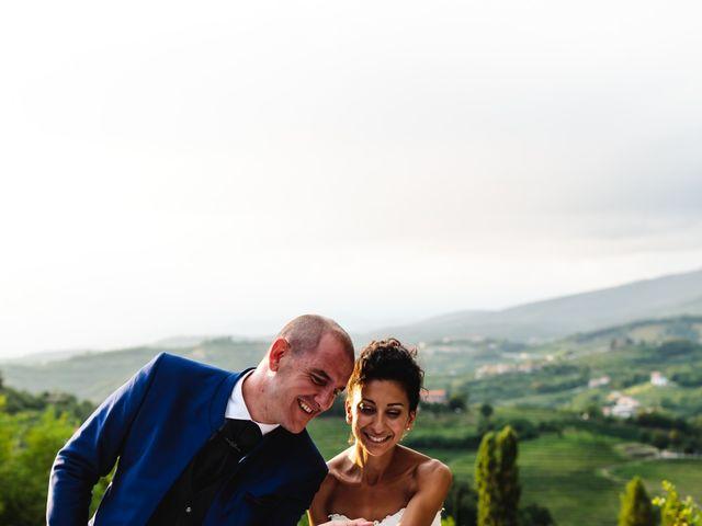 Il matrimonio di Tiziano e Francesca a San Floriano del Collio, Gorizia 391