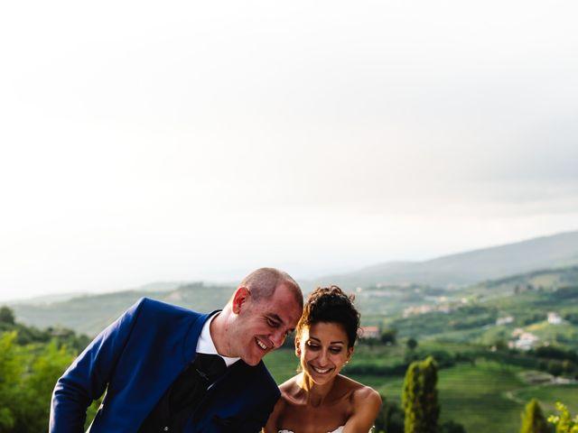 Il matrimonio di Tiziano e Francesca a San Floriano del Collio, Gorizia 392