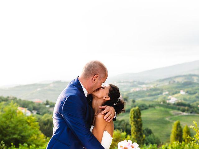Il matrimonio di Tiziano e Francesca a San Floriano del Collio, Gorizia 398