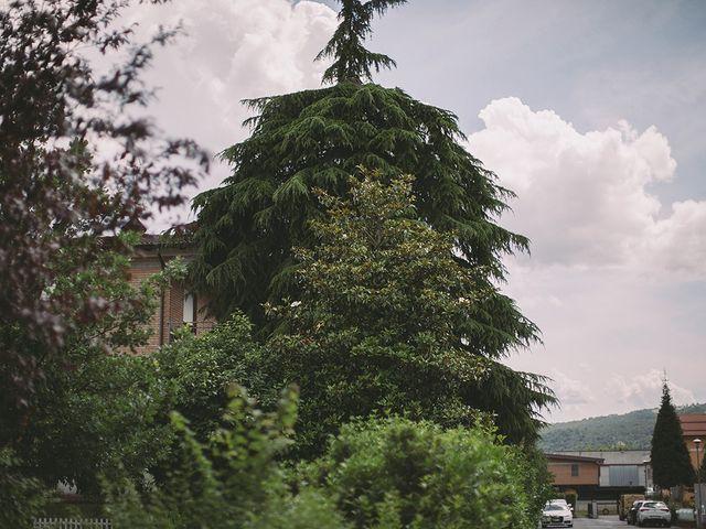 Il matrimonio di Federico e Rossella a Canossa, Reggio Emilia 4