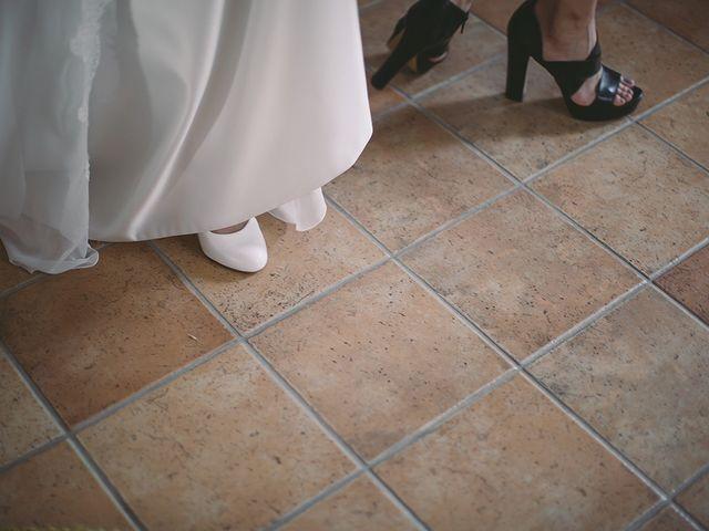 Il matrimonio di Federico e Rossella a Canossa, Reggio Emilia 34