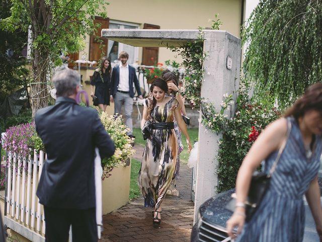 Il matrimonio di Federico e Rossella a Canossa, Reggio Emilia 40