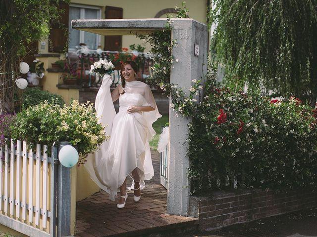 Il matrimonio di Federico e Rossella a Canossa, Reggio Emilia 42