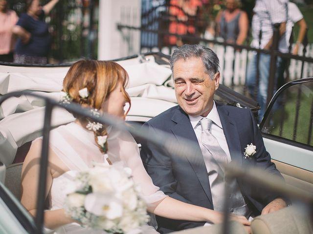 Il matrimonio di Federico e Rossella a Canossa, Reggio Emilia 44
