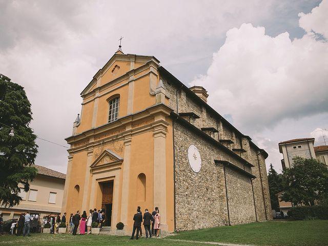Il matrimonio di Federico e Rossella a Canossa, Reggio Emilia 69