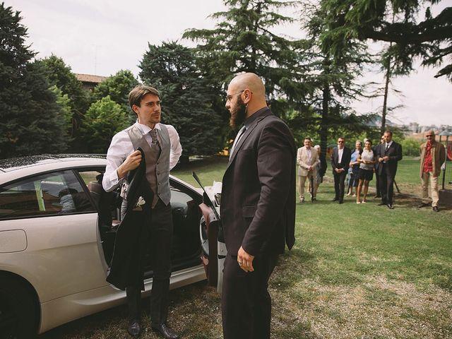 Il matrimonio di Federico e Rossella a Canossa, Reggio Emilia 70