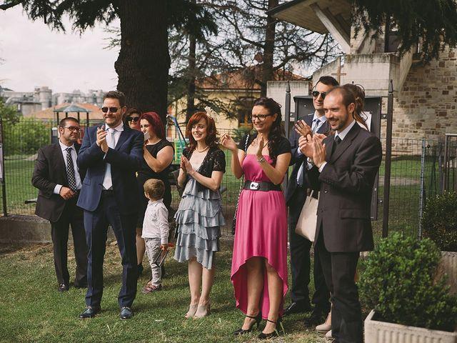 Il matrimonio di Federico e Rossella a Canossa, Reggio Emilia 71