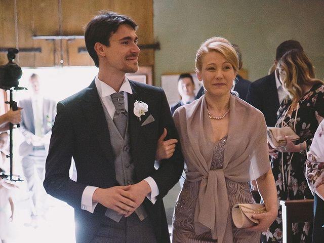 Il matrimonio di Federico e Rossella a Canossa, Reggio Emilia 72