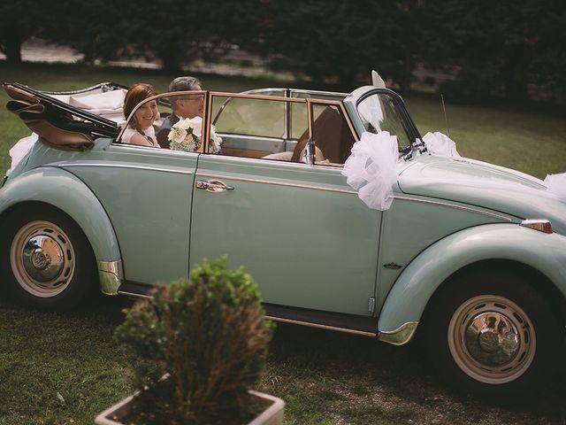 Il matrimonio di Federico e Rossella a Canossa, Reggio Emilia 75