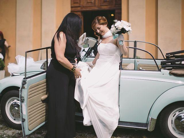 Il matrimonio di Federico e Rossella a Canossa, Reggio Emilia 76