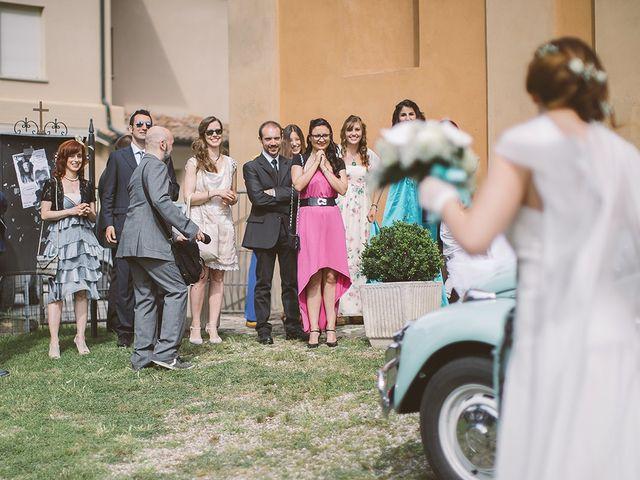 Il matrimonio di Federico e Rossella a Canossa, Reggio Emilia 77