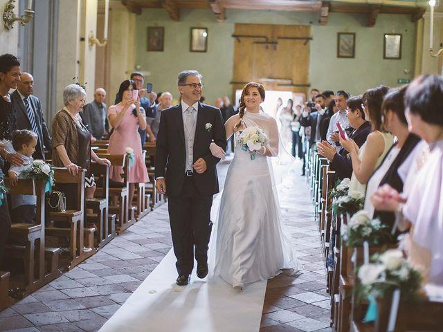 Il matrimonio di Federico e Rossella a Canossa, Reggio Emilia 79