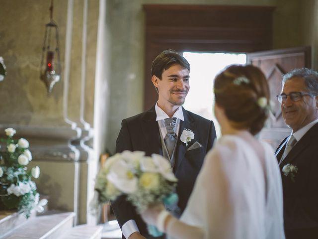 Il matrimonio di Federico e Rossella a Canossa, Reggio Emilia 80