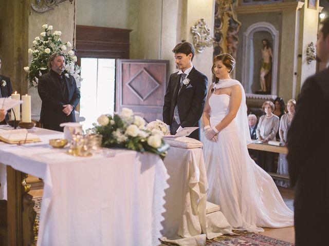 Il matrimonio di Federico e Rossella a Canossa, Reggio Emilia 81