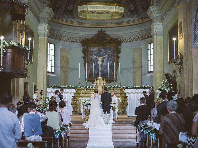 Il matrimonio di Federico e Rossella a Canossa, Reggio Emilia 82