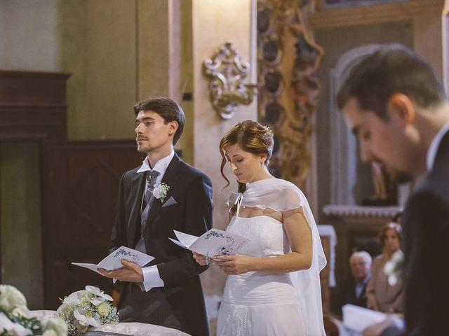 Il matrimonio di Federico e Rossella a Canossa, Reggio Emilia 86