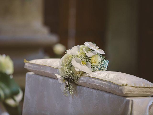 Il matrimonio di Federico e Rossella a Canossa, Reggio Emilia 87
