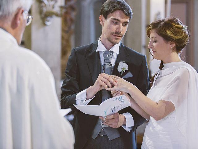 Il matrimonio di Federico e Rossella a Canossa, Reggio Emilia 91