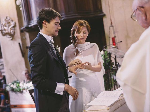 Il matrimonio di Federico e Rossella a Canossa, Reggio Emilia 93