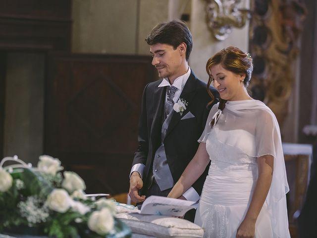 Il matrimonio di Federico e Rossella a Canossa, Reggio Emilia 95