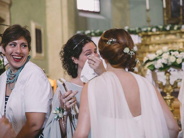 Il matrimonio di Federico e Rossella a Canossa, Reggio Emilia 97
