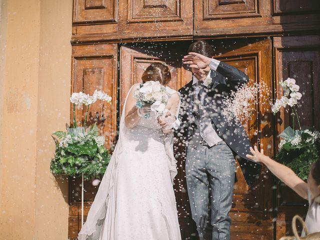 Il matrimonio di Federico e Rossella a Canossa, Reggio Emilia 103