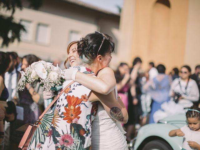 Il matrimonio di Federico e Rossella a Canossa, Reggio Emilia 106