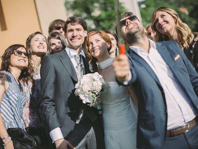 Il matrimonio di Federico e Rossella a Canossa, Reggio Emilia 109