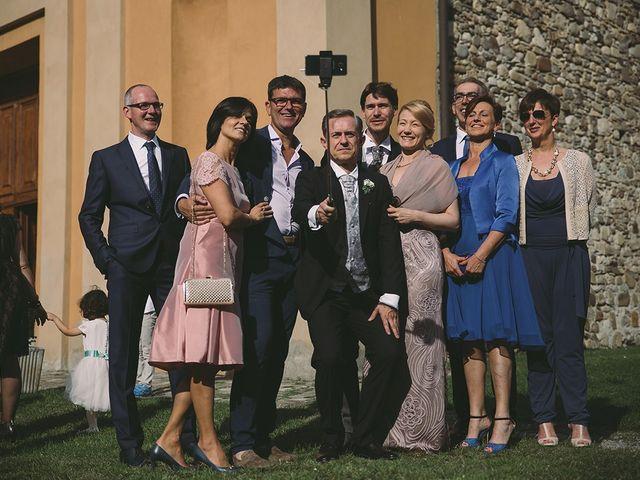 Il matrimonio di Federico e Rossella a Canossa, Reggio Emilia 110